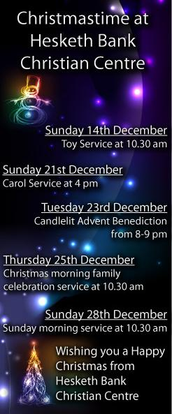 christmas 2014 services